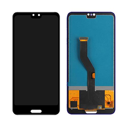 Ekranas Huawei P20 Pro (mėlynas) restauruotas
