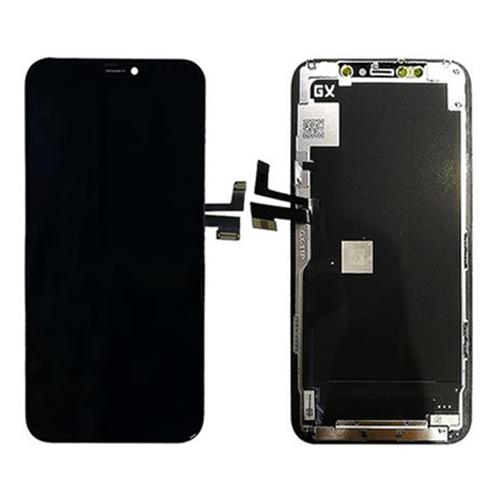 Ekranas iPhone 11 Pro Hard OLED su lietimui jautriu stikliuku (juodas)